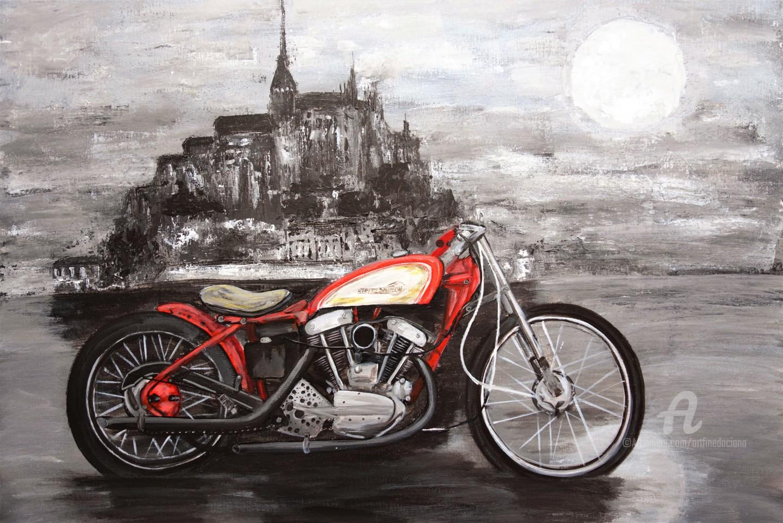"""Daciana - """"Pilgrimage in Normandie"""""""