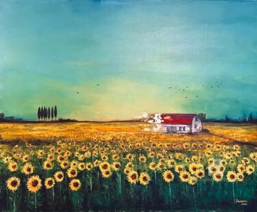 My sunflower field