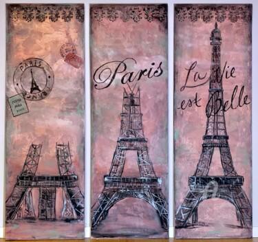 L'Eiffel...vient de naître
