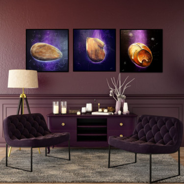 Conception-triptych